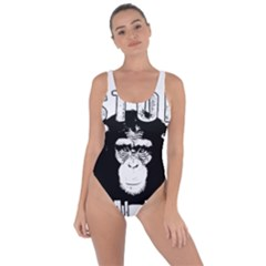 Stop Animal Abuse - Chimpanzee  Bring Sexy Back Swimsuit