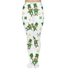St Patricks Day Pattern Women s Tights