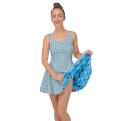 Gingham Inside Out Casual Dress by ChihuahuaShower