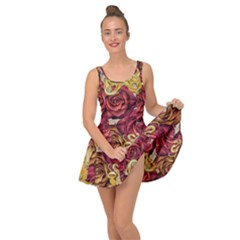 Octopus Floral Inside Out Dress