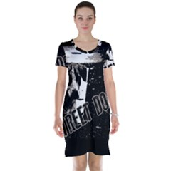 Street Dogs Short Sleeve Nightdress
