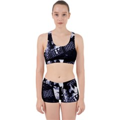 Street Dogs Work It Out Sports Bra Set