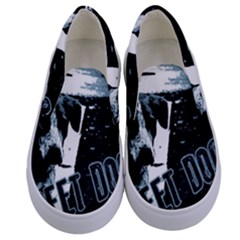 Street Dogs Kids  Canvas Slip Ons