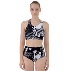 Street Dogs Racer Back Bikini Set
