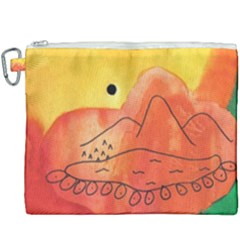 Mountains Canvas Cosmetic Bag (xxxl) by snowwhitegirl