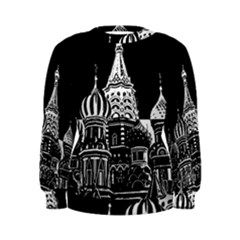 Moscow Women s Sweatshirt