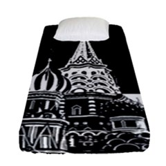 Moscow Fitted Sheet (single Size)
