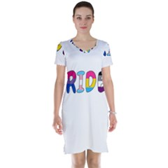 Pride Short Sleeve Nightdress