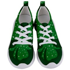 Sparkly Clover Women s Lightweight Sports Shoes