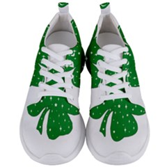 Sparkly Clover Men s Lightweight Sports Shoes