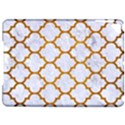 TILE1 WHITE MARBLE & YELLOW GRUNGE (R) Apple iPad Pro 9.7   Hardshell Case View1
