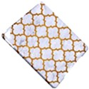 TILE1 WHITE MARBLE & YELLOW GRUNGE (R) Apple iPad Pro 9.7   Hardshell Case View4