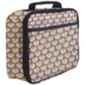 SCALES3 WHITE MARBLE & YELLOW GRUNGE (R) Full Print Lunch Bag View3