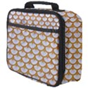 SCALES3 WHITE MARBLE & YELLOW GRUNGE (R) Full Print Lunch Bag View4