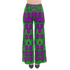 The Pixies Dance On Green In Peace Pants by pepitasart