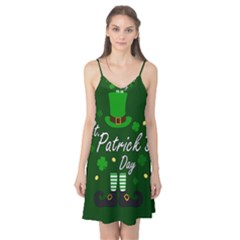 St Patricks Leprechaun Camis Nightgown