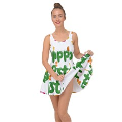 Happy Easter Inside Out Dress