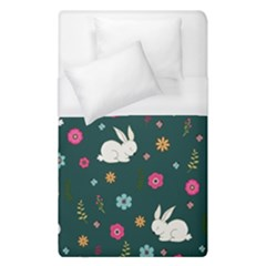 Easter Bunny  Duvet Cover (single Size)