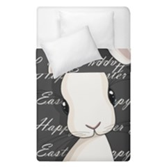 Easter Bunny  Duvet Cover Double Side (single Size)