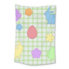 Easter Patches  Small Tapestry