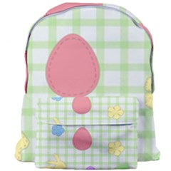 Easter Patches  Giant Full Print Backpack by Valentinaart