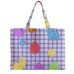 Easter Patches  Mini Tote Bag