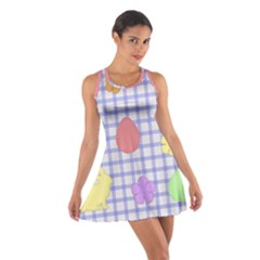 Easter Patches  Cotton Racerback Dress