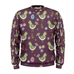 Easter Pattern Men s Sweatshirt