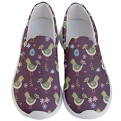 Easter Pattern Men s Lightweight Slip Ons by Valentinaart