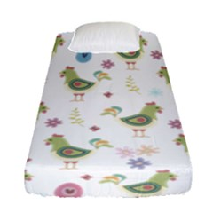 Easter Pattern Fitted Sheet (single Size)