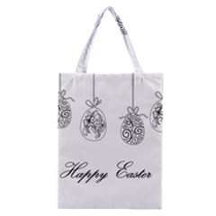 Easter Eggs Classic Tote Bag