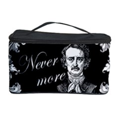 Edgar Allan Poe    Never More Cosmetic Storage Case by Valentinaart