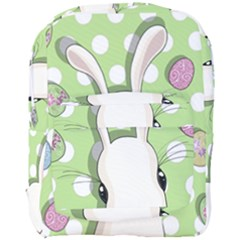 Easter Bunny  Full Print Backpack by Valentinaart