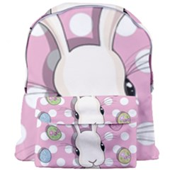 Easter Bunny  Giant Full Print Backpack by Valentinaart
