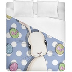 Easter Bunny  Duvet Cover (california King Size) by Valentinaart