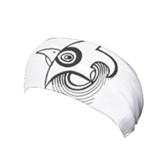 Bird Yoga Headband