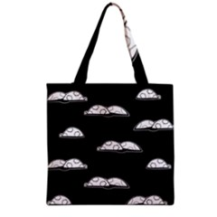 Turtle Grocery Tote Bag by ValentinaDesign