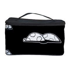 Turtle Cosmetic Storage Case by ValentinaDesign