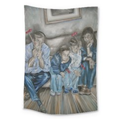 The Nobodies Large Tapestry