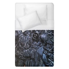 More Pepper Duvet Cover (single Size) by redmaidenart
