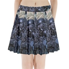 More Pepper Pleated Mini Skirt by redmaidenart