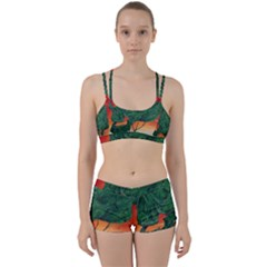 Skull Hedge Women s Sports Set