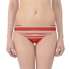 Abstract Linear Minimal Pattern Hipster Bikini Bottoms by dflcprints