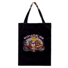 Route 66 Classic Tote Bag by ArtworkByPatrick