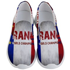 Football World Cup Men s Lightweight Slip Ons by Valentinaart