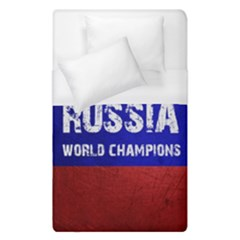 Football World Cup Duvet Cover (single Size)
