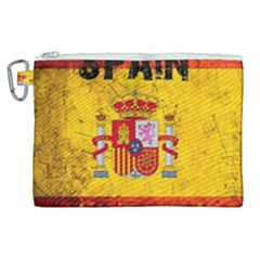 Football World Cup Canvas Cosmetic Bag (xl) by Valentinaart