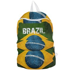 Football World Cup Foldable Lightweight Backpack by Valentinaart