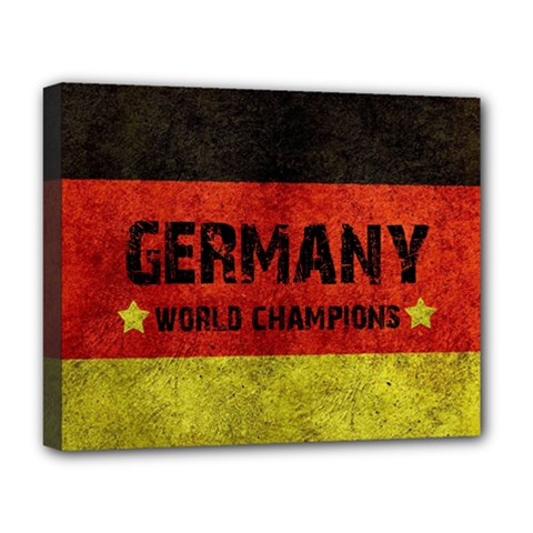Football World Cup Deluxe Canvas 20  X 16