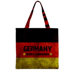 Football World Cup Grocery Tote Bag by Valentinaart